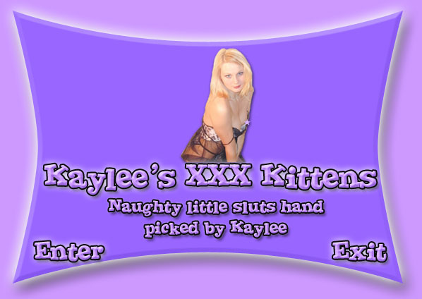 Phone Sex With Kaylee's Kittens